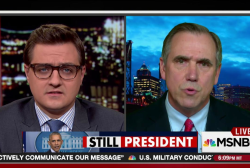 Sen. Merkley: Trump 'has the maturity of a...