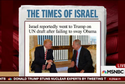 Israeli ambassador: Palestinians need to...