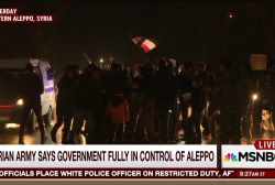 Joe: Aleppo likely to haunt Obama legacy