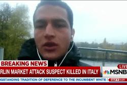 Terror suspect raises E.U. border security...