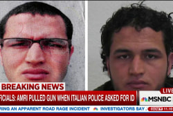 Berlin attacker was in U.S. no-fly list