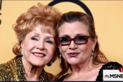 James Lipton on loss of Debbie Reynolds...