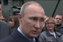 Senior official: Russian sanctions imminent