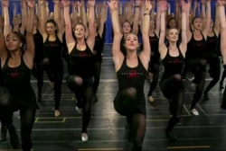 The Rockettes' problem with Donald Trump