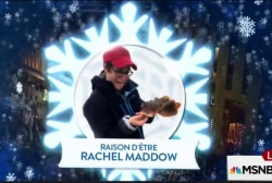 Happy New Year from The Rachel Maddow Show!