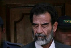 Inside the interrogation of Saddam Hussein