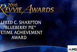 The 'blueberry pie' lifetime achievement...