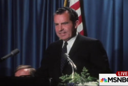 Nixon betrayal of peace talks newly confirmed