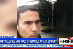 New video of Istanbul nightclub shooting...