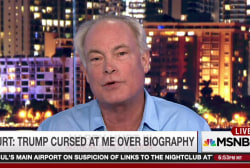 Trump biographer thrown out of Trump golf...