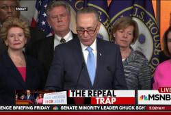 Dems tell GOP: Don't 'Make America Sick...