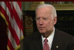 Biden says 'Grow up, Donald' over tweets