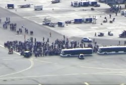 Shooting claims lives at Florida airport