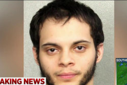 What triggered the airport attack in FL?