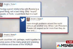 Trump promises 'good relationship' with...