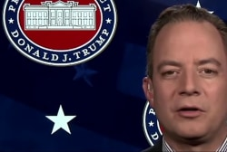 Reince Priebus talks Trump WH transition
