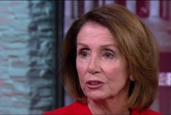 Pelosi: What does Russia have on Trump?