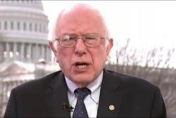 Sanders: If billionaires hate me, then I...