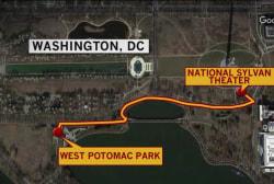March on Washington days before inauguration