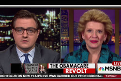 Sen. Stabenow: Trump voters at Obamacare...