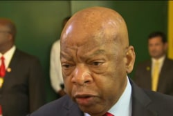 John Lewis on not attending Bush inauguration