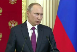 Putin defends Trump, says Russia critics ...