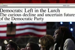 How Democrats lost a winning coalition:...
