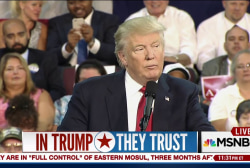 In Trump They Trust: Nicolle Wallace talks...