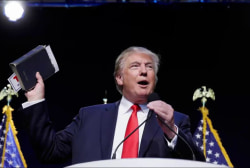 Trump to address 'outsourcing,...