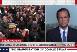 Trump channels Jackson with anti-elite theme