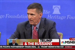 Flynn under investigation for links to Russia