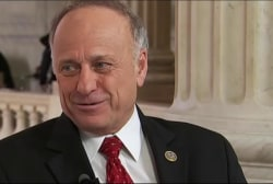 Rep. King: 'We don't really care about the...