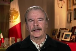 'Please grow up,': Fmr. Mexican pres....