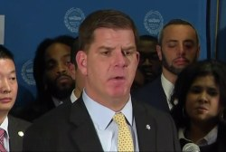 Mayor Marty Walsh to Trump on immigration:...