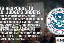 Trump admin holds firm on immigration ban