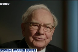 A documentary on Becoming Warren Buffet