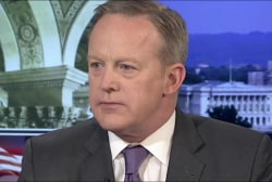 Spicer on Bannon controversy and the...