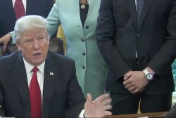 Trump signs latest executive order