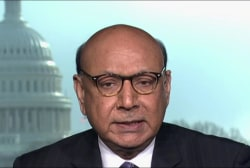 Khizr Khan on why it's important to work...