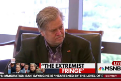 Steve Bannon: from Breitbart to the NSC