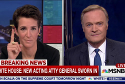 Maddow: Destabilizing chaos a Trump regime...
