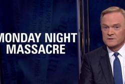 Monday Night Massacre: Trump fires acting...