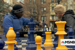Chess Shop Owner Outsmarts Rivals Through...