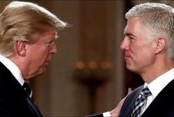 SCOTUS pick has 'impeccable legal...