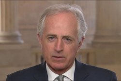Corker: I strongly applaud how US...