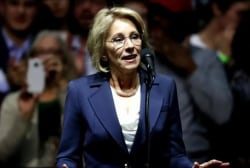 Sen Murkowski: I'll vote against Betsy Devos