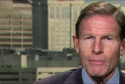 Blumenthal: Iran sanctions need 'more...