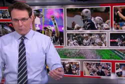Steve Kornacki makes a case for the Patriots
