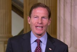Blumenthal: Attacks on the judiciary are...