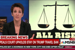 Court hands Trump a loss and a lesson on ban